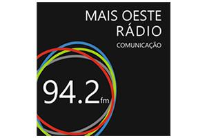 mais oeste rádio